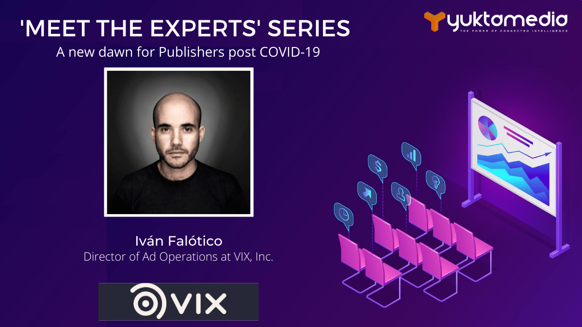 Meet the Experts interview series - Iván Falótico