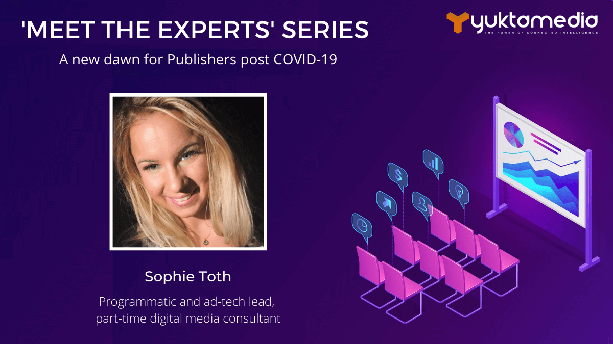 Meet The Experts Interview with Sophie Toth